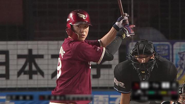 渡邊佳明が値千金の決勝打! 投手陣も粘りを見せた東北楽天が勝利