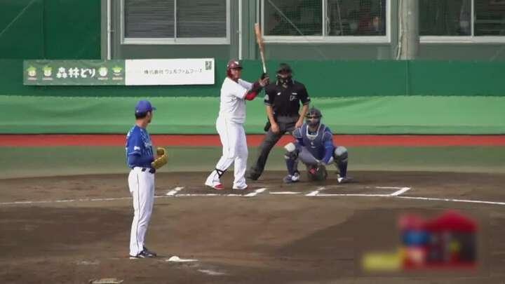 【ファーム】イーグルス・山下 本日2本目は特大ホームラン!! 2020/10/18 E-DB
