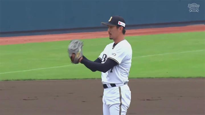 【ファーム】増井浩俊が4回5失点。猛虎打線を抑えられずオリックスが大敗